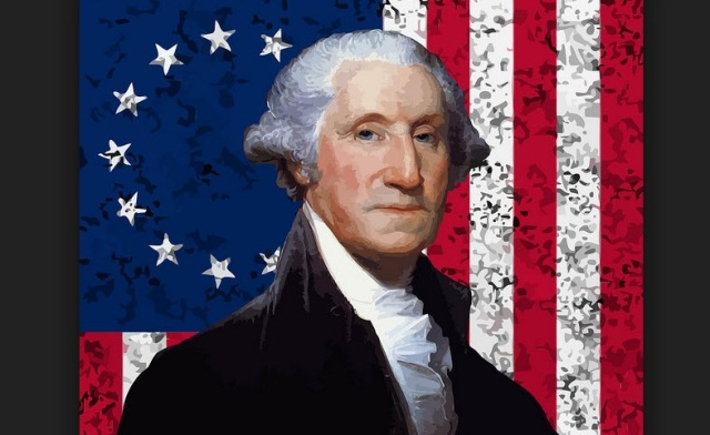 George Washingtoni me origjinë shqiptare